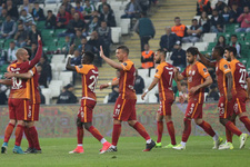Galatasaray Gaziantep'e 5 eksikle gitti