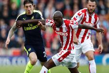 Arsenal Devler Ligi iddiasını sürdürüyor