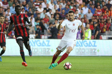 Gaziantepspor Galatasaray maçı golleri ve geniş özeti