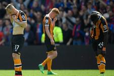 Premier Lig'de küme düşen 3. takım belli oldu