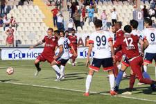 Bandırma 3 puanı 3 golle aldı