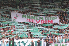 Giresunspor play off'u kaptı