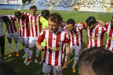 Sivasspor istediğini aldı Süper Lig'e çıktı