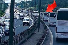 Beşiktaşlı taraftarlar 50 otobüsle gidiyor
