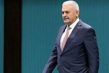 Başbakan Binali Yıldırım'dan AB'ye mesaj