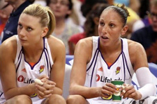Eski Fenerbahçeli kadın basketbolcular evlendi