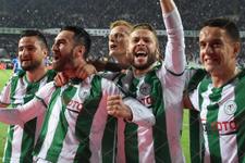 Türkiye Kupası'nda ilk finalist Konyaspor