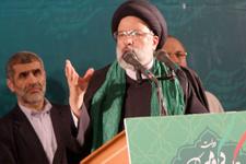 Ruhani'ye adeta meydan okudu