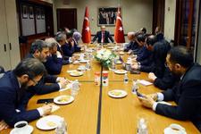 Erdoğan açıkça söyledi: PYD'yi vururuz