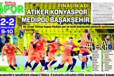 Günün spor gazete manşetleri! 18 Mayıs 2017