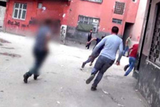 Adana'da hareketli saatler polis havaya ateş açtı