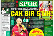 Günün spor gazete manşetleri! 2 Mayıs 2017