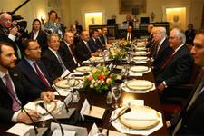 Beyaz Saray'daki fotoğrafa dikkat yeni dönemin iki sinyali!