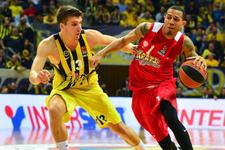 Fenerbahçe'nin finalde rakibi Olympiakos