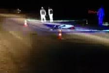 Manisa'da yol kenarında boğazı kesilmiş erkek cesedi