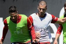 Galatasaray-Osmanlıspor maçı öncesinde transfer pazarlığı