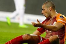 Galatasaray'a Eren Derdiyok'tan kötü haber
