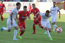 Manisaspor'u yenen Boluspor play-off'a kaldı
