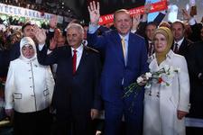 Ak Parti kongresi Erdoğan'dan son dakika açıklamalar