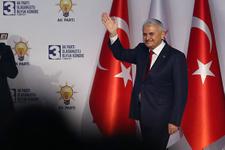 AK Parti kongresi Binali Yıldırım'dan önemli açıklamalar