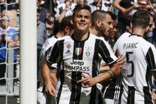 Juventus şampiyonluğunu ilan etti