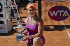 Roma Açık'ta şampiyon Elina Svitolina
