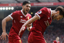Şampiyonlar Ligi'ne son bilet Liverpool'un