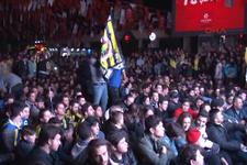 Fenerbahçe İstanbul'da tarih yazdı