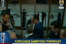 Cumhurbaşkanı Erdoğan'dan Obradovic'e tebrik telefonu