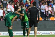 Bursaspor'da ligde kalma hesapları