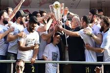 İstanbulspor'un şampiyonluk kupası Trabzon'da