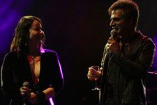 Şebnem Ferah ve Teoman uzun zaman sonra ilk kez sahnede