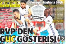Fenerbahçe için atılan gazete manşetleri