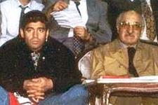 Maradona ile Gülen yan yana! İşte fotoğrafın perde arkası