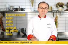 Ezogelin çorbası tarifi malzemeleri neler?