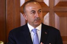 Mevlüt Çavuşoğlu'ndan İtalyan gazeteciye ayar
