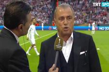 Terim: Artık Manchester United'ın da UEFA Kupası var