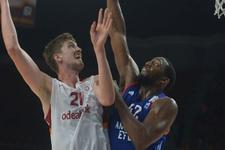 Galatasaray Odeabank Anadolu Efes maçı sonucu ve özeti