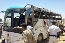 Mısır'da Hristiyanlara kanlı saldırı: Ölü ve yaralılar var...