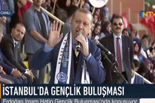Cumhurbaşkanı Erdoğan: Talimat verdim Arena ismi kaldırılıyor