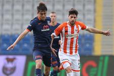 Medipol Başakşehir-Adanaspor maçı sonucu ve özeti