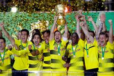 Borussia Dortmund Almanya Kupası'nı kazandı