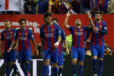 Barcelona İspanya Kral Kupası'nı kazandı