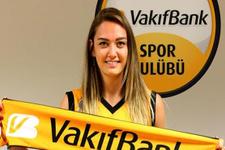 VakıfBank iki oyuncusuyla vedalaştı