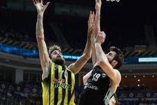 Fenerbahçe Darüşşafaka Doğuş'u devirdi