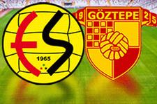 Eskişehirspor-Göztepe maçı nerede ne zaman saat kaçta?