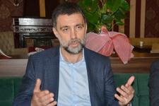 Türkiye Futbol Federasyonu'ndan flaş Hakan Şükür kararı