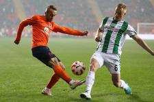 Konyaspor Başakşehir Türkiye Kupası Final maçı golleri ve geniş özeti