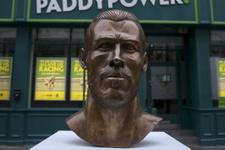 Ronaldo'nun büstünü yapan heykeltraştan Bale çalışması