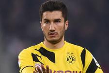 Nuri Şahin'i kadro dışı bıraktı takımdan gönderildi